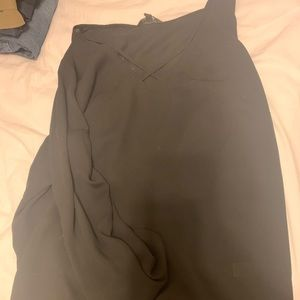 Black express long sleeve